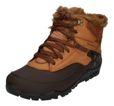 MERRELL Winterstiefel AURORA 6 ICE+ WATERPROOF - tan