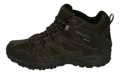 MERRELL - Hiking-Schuhe ALVERSTON MID GORE-TEX olive preview 2