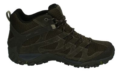 MERRELL - Hiking-Schuhe ALVERSTON MID GORE-TEX olive preview 4