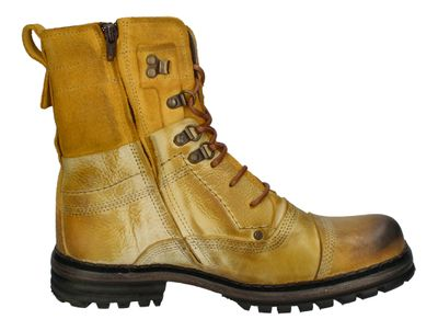 YELLOW CAB Schuhe reduziert Boots SERGEANT 18095 yellow preview 4