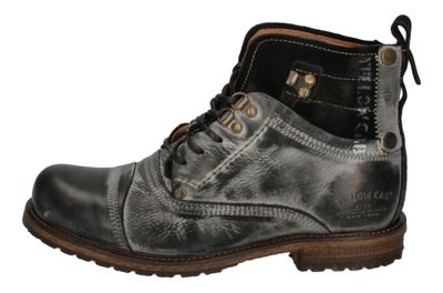 YELLOW CAB Schuhe reduziert - Boots SOLDIER 15105 black preview 2