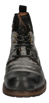 YELLOW CAB Schuhe reduziert - Boots SOLDIER 15105 black preview 3