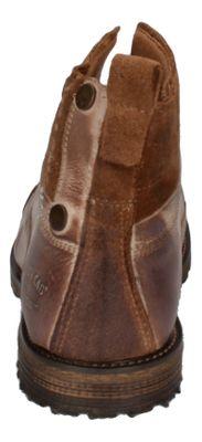 YELLOW CAB Schuhe reduziert Boots SOLDIER 15105 cognac preview 5