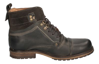 YELLOW CAB Schuhe reduziert - Boots SOLDIER - 15105 grey preview 4