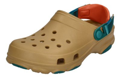 CROCS Schuhe - Clogs CLASSIC ALL TERRAIN CLOG - tan