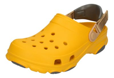 CROCS Schuhe - Clogs CLASSIC ALL TERRAIN CLOG - canary