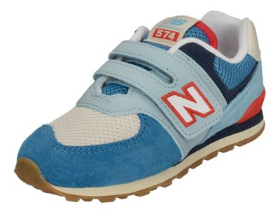 NEW BALANCE Kinderschuhe - Sneakers IV574SOS blue multi