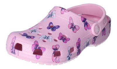 CROCS Kids - CLASSIC BUTTERFLY CLOG - ballerina pink