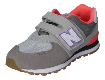 NEW BALANCE Kinderschuhe - Sneakers YV574SOC grey pink preview 1