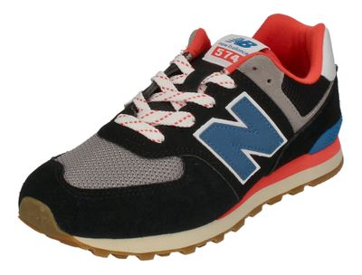 NEW BALANCE Kinderschuhe - Sneakers GC574SOV - black