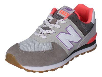 NEW BALANCE Kinderschuhe - Sneakers GC574SOC grey pink
