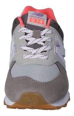 NEW BALANCE Kinderschuhe - Sneakers GC574SOC grey pink preview 3