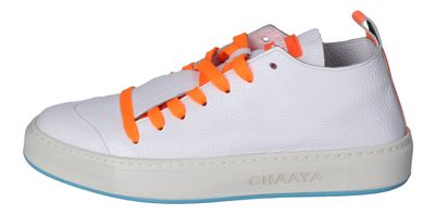 CHAAYA - SHAKTI FLOATER CHA20-002 - white neon orange preview 2