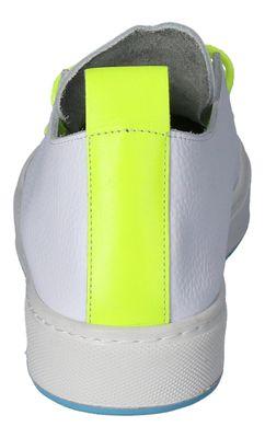 CHAAYA - SHAKTI FLOATER CHA20-002 - white neon yellow preview 5