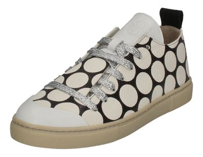 CHAAYA Sneakers - SHAKTI DOTS CHA20-013 - black white