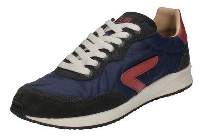 HUB FOOTWEAR Herren Sneakers - LINE S30 - navy gravel