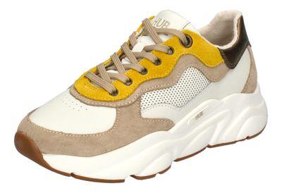 HUB FOOTWEAR Damen Sneakers ROCK L66 - Off white taupe
