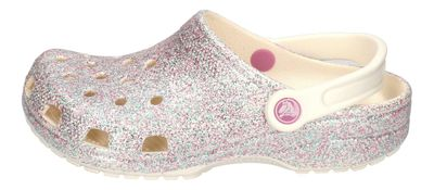 CROCS Teenager - Clogs CLASSIC GLITTER KIDS oyster preview 2