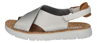 CAMPER Damen - Sandalette ORUGA K200157-024 silver grey preview 2