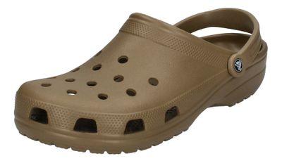 CROCS Schuhe - Clogs CLASSIC in Übergrößen - khaki