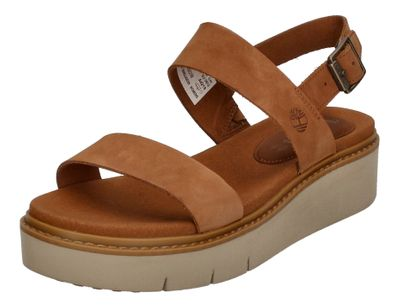 TIMBERLAND Damen Sandalen - SAFARI DAWN A26H4F13 - rust preview 1