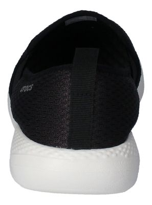 CROCS reduziert - LiteRide MESH SLIP ON - black white preview 5