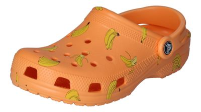 CROCS Schuhe - CLASSIC VACAY VIBES CLOG - cantaloupe
