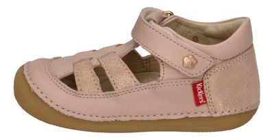 KICKERS - Babyschuhe SUSHY 611084-10-131 rose clair preview 2