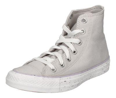 CONVERSE Damen Sneakers - CTAS HI 567649C - mouse white