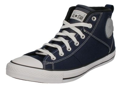 CONVERSE Sneakers - CTAS CS MID 167520C - obsidian grey