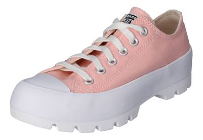 CONVERSE Sneakers - CTAS LUGGED OX 567846C storm pink
