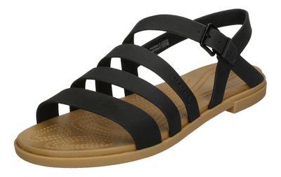 CROCS Sandalen reduziert - TULUM SANDAL - black tan