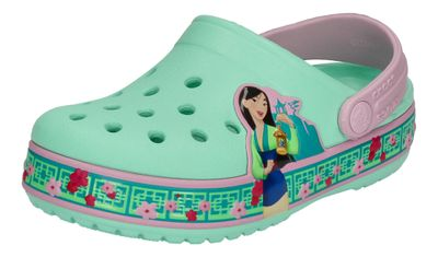 CROCS Kinderschuhe FunLab Disney MULAN CLOG - new mint