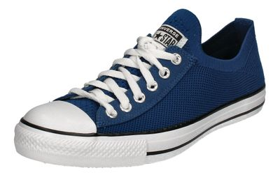 CONVERSE Sneakers - CTAS KNIT OX 167843C - blue white
