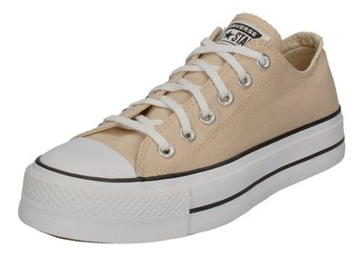 CONVERSE Sneakers - CTAS LIFT OX 568626C - farro white
