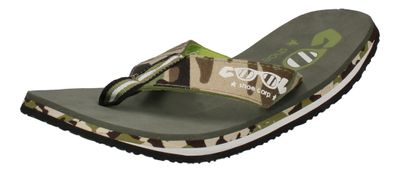 COOL SHOE Zehentrenner - ORIGINAL SLIGHT - camo