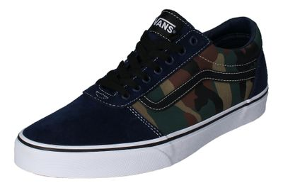VANS in Übergrößen - WARD (Mixed Camo) - dressed blues
