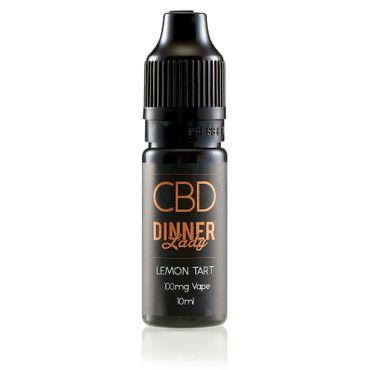 CBD E-Liquid Lemon Tart 10ml – Bild 3