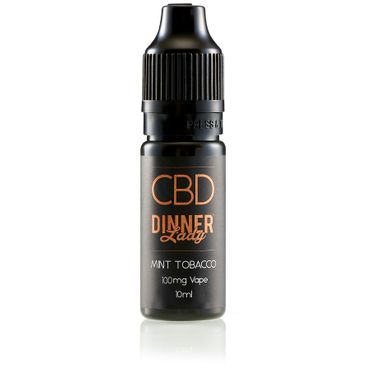 CBD E-Liquid Mint Tobacco 10ml – Bild 3