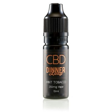 CBD E-Liquid Mint Tobacco 10ml – Bild 2
