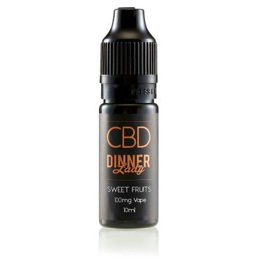 CBD E-Liquid  Sweet Fruits 10ml – Bild 3