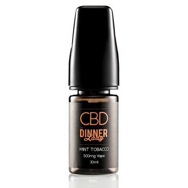 CBD E-Liquid Mint Tobacco 30ml