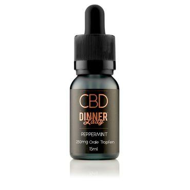 CBD Oral Drops Peppermint 15ml – Bild 2