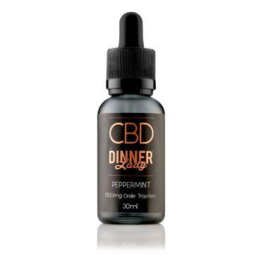 CBD Oral Drops Peppermint 30ml – Bild 3