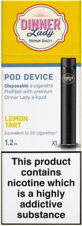 Disposable Pod Device 20 mg 1,5 ml
