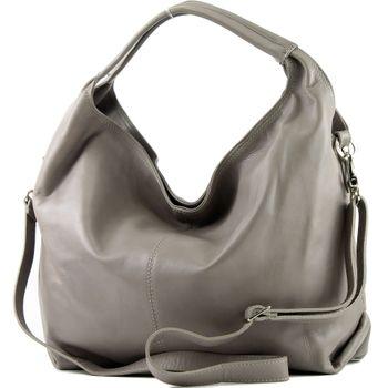 modamoda de -  DS26 - ital Damenhandtasche aus Nappaleder – Bild 9