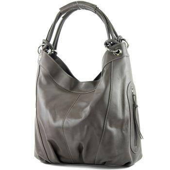 modamoda de -  Z18 - ital Damenhandtasche aus Leder/Nappaleder – Bild 7