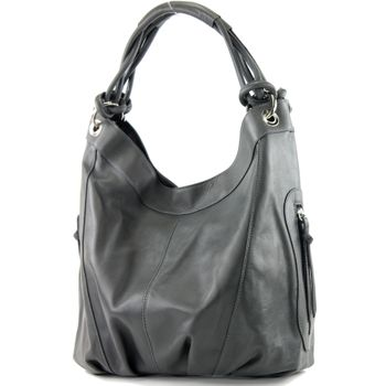 modamoda de -  Z18 - ital Damenhandtasche aus Leder/Nappaleder – Bild 13