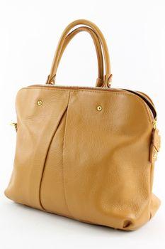 modamoda de -  T39 - ital Handtasche aus Echt Leder – Bild 6