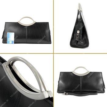 modamoda de - X03 -  ital Handtasche Business Elegant X03 – Bild 17